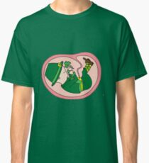 Leprechaun- funny saint patrick day shirt Classic T-Shirt