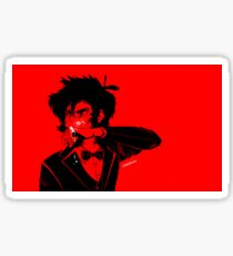 Bloody Nose Keith Sticker