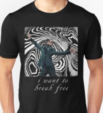 MORIARTY BREAK FREE - DARK CLOTHING T-Shirt