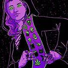 Hexenspäher (Farbe) von Diane LeonardArt