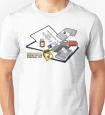 Desert Island Survival Kit Unisex T-Shirt