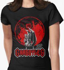 Gargoyles red Women's Fitted T-Shirt