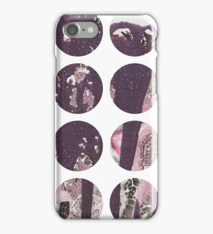 Purple Fusion by Amber T. iPhone Case/Skin