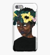 No, You Smile a Little iPhone Case/Skin