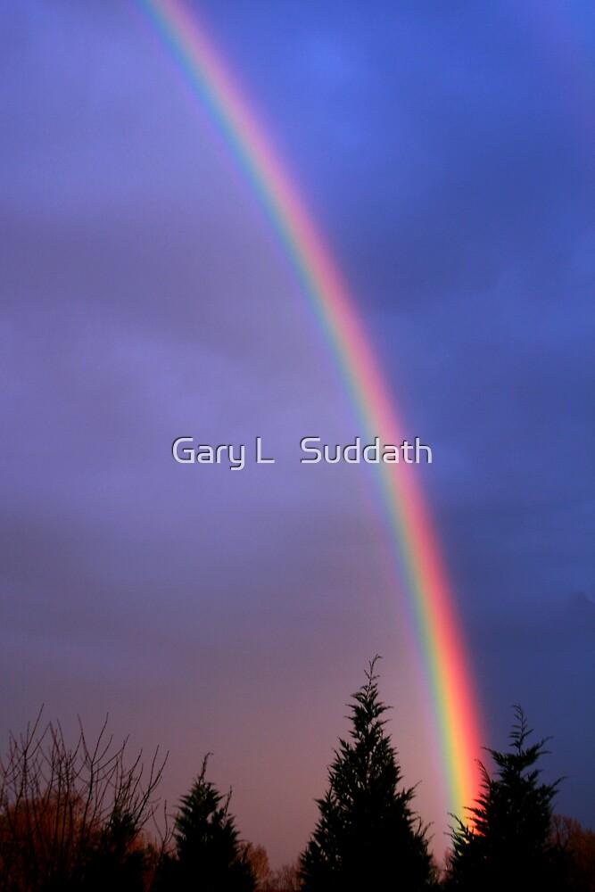 Rainbow by Gary L   Suddath