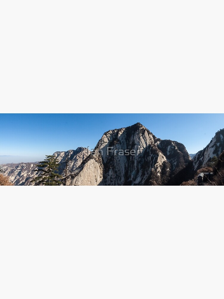 Mount Huashan by Mowog