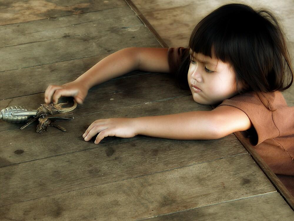 Borneo Girl by Charles McKean