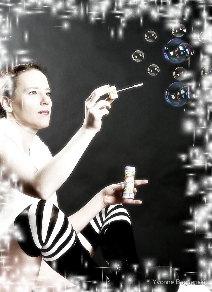 Bubbles by Yvonne Bogdanski