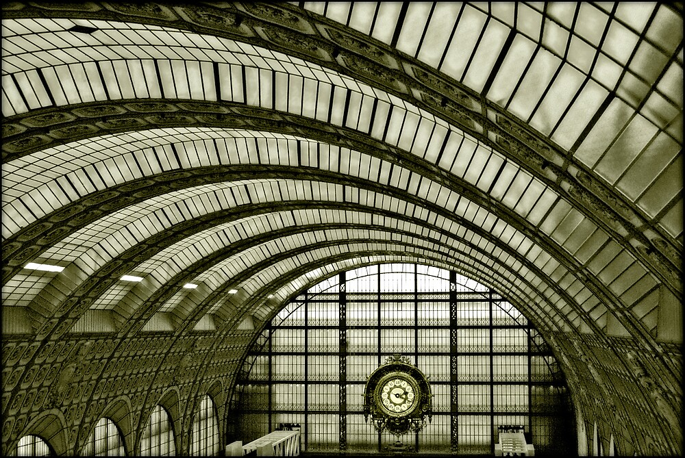 Musee D'Orsay by Charles McKean