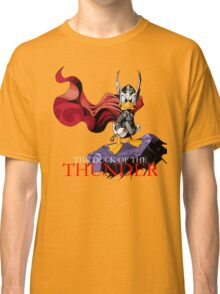 The Duck of the Thunder Classic T-Shirt