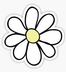 flower emoji stickers redbubble Black Unicorn Emoji daisy flower sticker