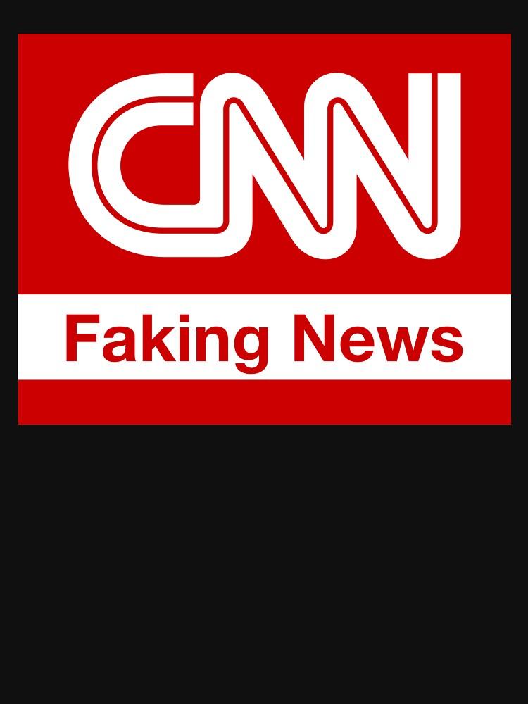 CNN Faking News by fletcheb123