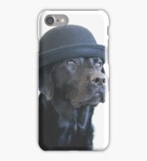 Mia au Chapeau iPhone Case/Skin