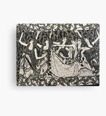 Greek Chorus Canvas Print