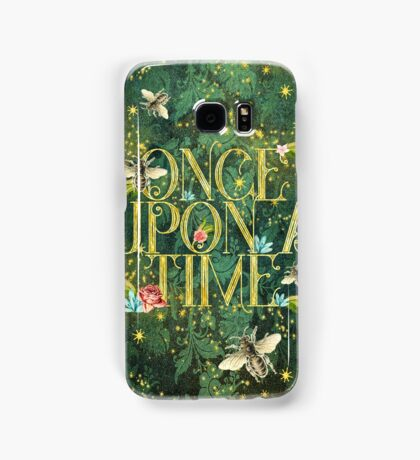 Bee Once Upon a Time Samsung Galaxy Case/Skin