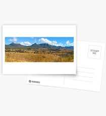 Cunninghams Gap Postcards