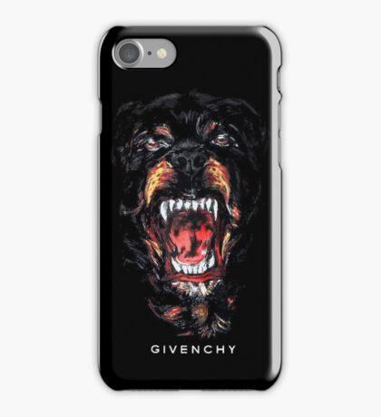 Givenchy Dog iPhone Case/Skin