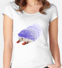 GOTTA GO FAST!! Women's Fitted Scoop T-Shirt