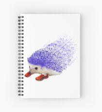 GOTTA GO FAST!! Spiral Notebook