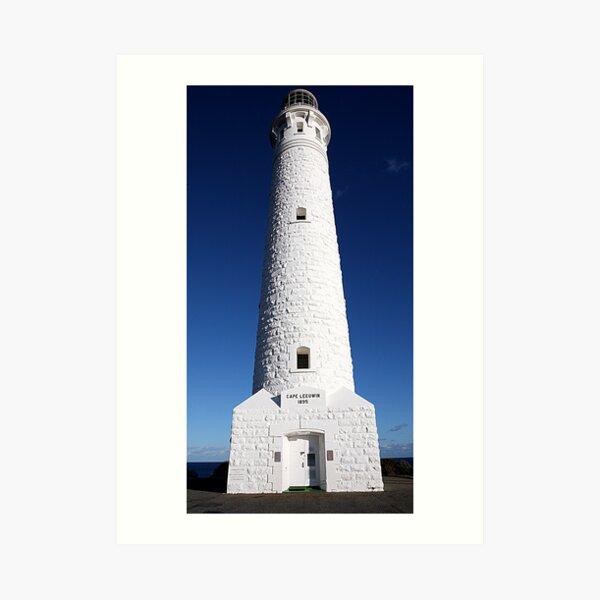 Cape Leeuwin Lighthouse Art Print