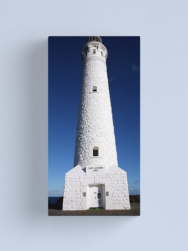 Alternate view of Cape Leeuwin Lighthouse Canvas Print