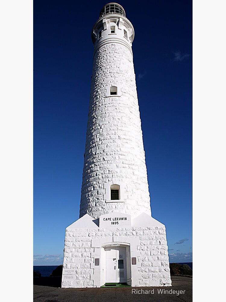 Cape Leeuwin Lighthouse by RICHARDW