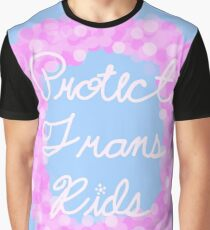 Protect Trans Kids Graphic T-Shirt