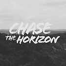 CHASE THE HORIZON by Mark Omlor