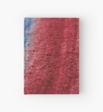 Yellow, blue, red gradient Hardcover Journal