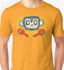Maracas Monkey  T-Shirt