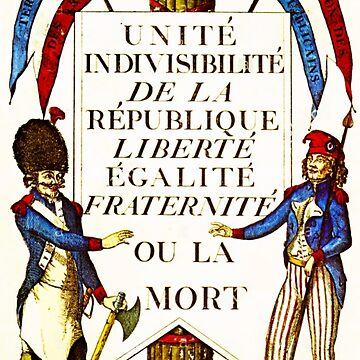 French Revolution Poster by AliceCorsairs