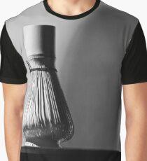 Matcha Ceremony Chasen Graphic T-Shirt