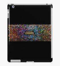 LEAGUE OF LEGENDS - COLORS iPad Case/Skin