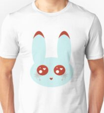 Cute Blue Bunny T-Shirt