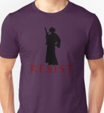 Star Wars Leia: Resist Color Unisex T-Shirt