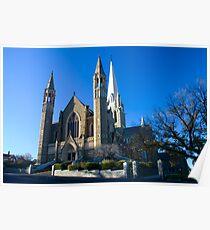 Bendigo Sacred Heart Cathedral Poster