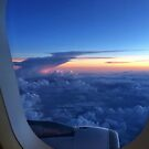Window Seat at Daybreak by Stephanie Perry