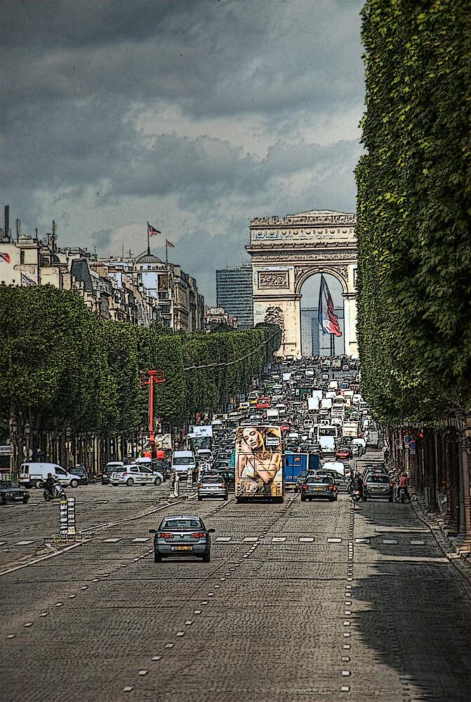Champs de Ellesse by Craig Goldsmith
