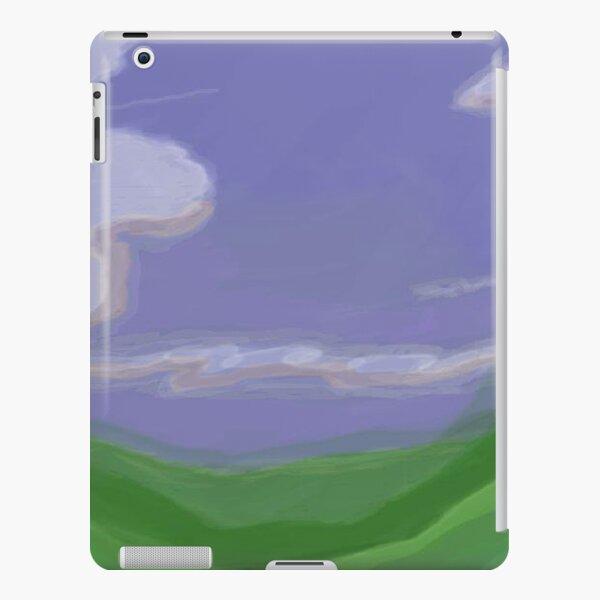 Cloudy sky iPad Snap Case