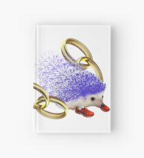 GOTTA GO FAST!! With Rings Version Hardcover Journal