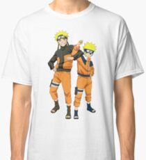 NARUTO - YOUNG AND OLD Classic T-Shirt
