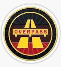Overpass Sticker
