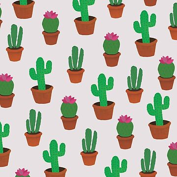 cacti by givemeenvy