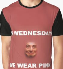 ON WEDNESDAYS WE WEAR PINK Graphic T-Shirt