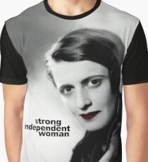 Strong Independent Woman - Graphic Tee Graphic T-Shirt