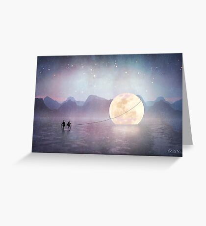 A Day To Remember Greeting Card