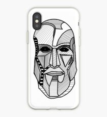 Gaudi no colour iPhone Case