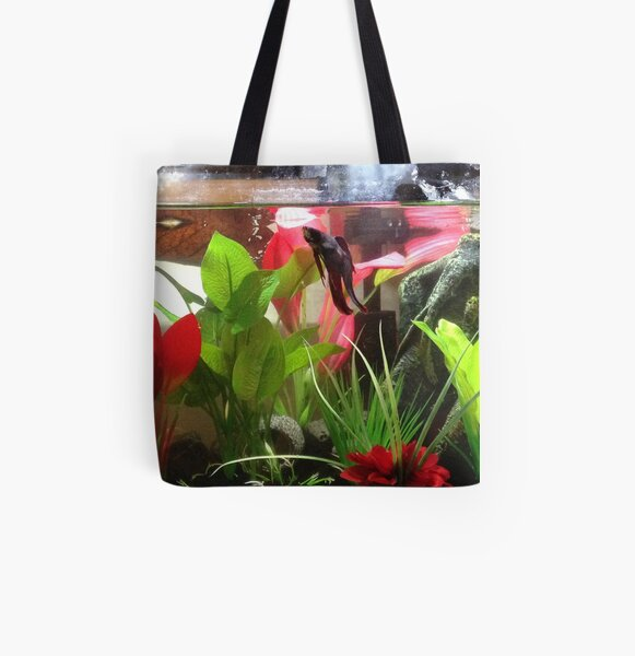 Serenity All Over Print Tote Bag