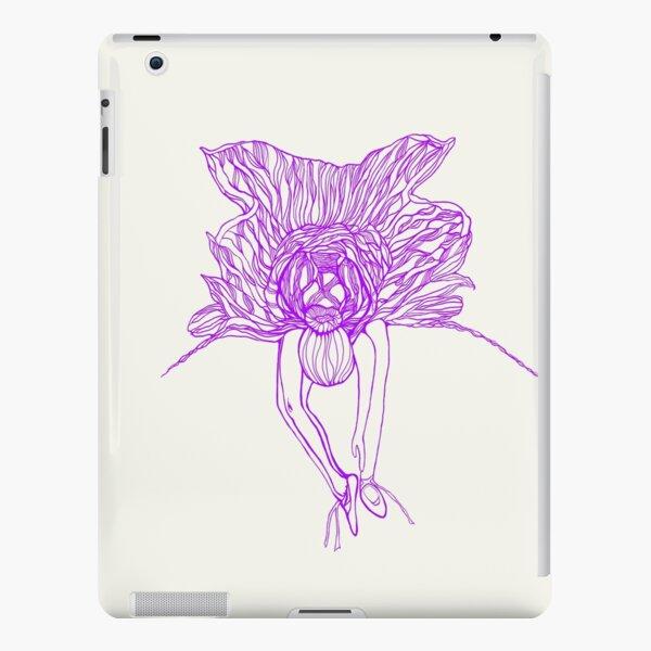 Flower Ballerina iPad Snap Case