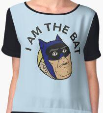 I AM THE BAT Chiffon Top